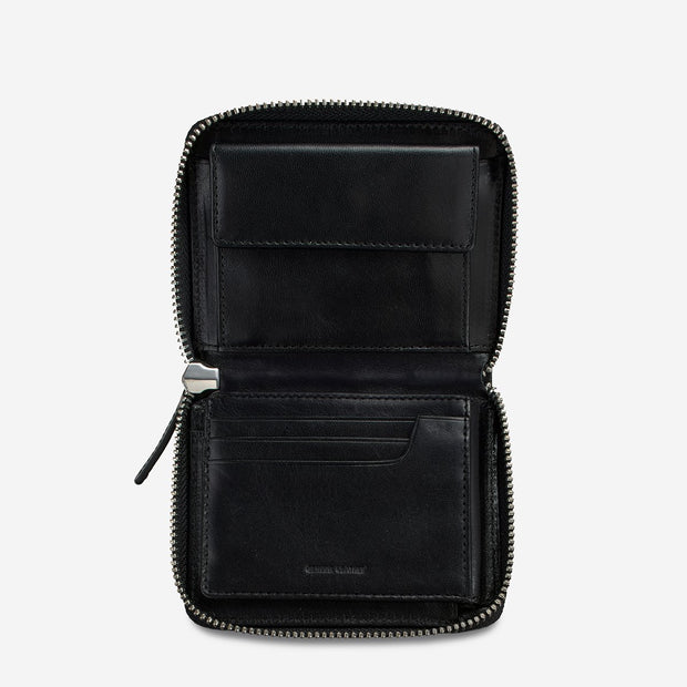 Status Anxiety - Darius Wallet: Black