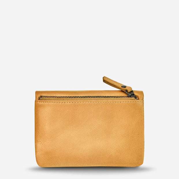Status Anxiety - Is Now Better Wallet: Tan