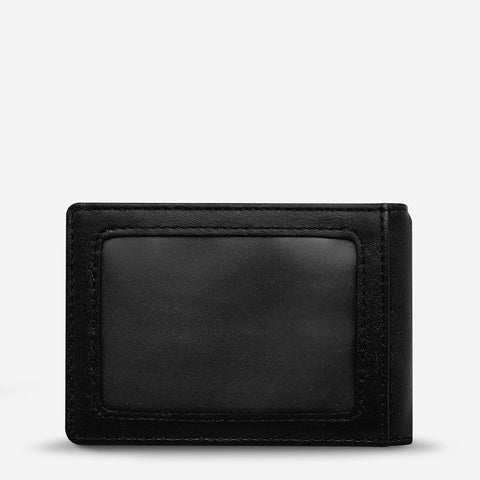 Status Anxiety - Melvin Wallet: Black