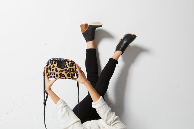 Status Anxiety - Plunder Bag: Leopard
