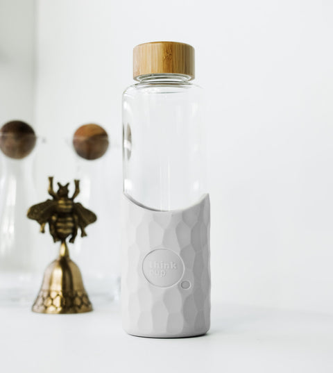 Think Bottle 500 ml - Stone