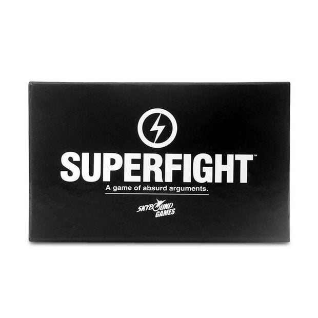 Superfight - A Game Of Absurd Arguments-Adult Games-VR Distribution-OPUS Design