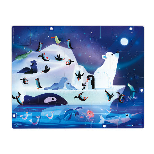 Janod - Surprise Puzzle Under The Stars (20pcs)