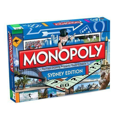 Sydney Monopoly-Games-Other-OPUS Design
