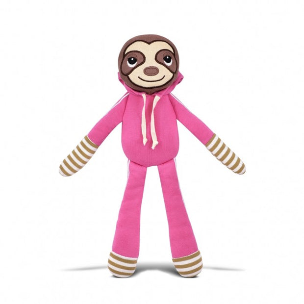 "Superstar Sally Sloth - 14"" plush"