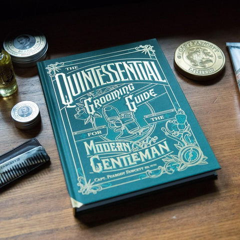 The Quintessential Grooming Guide For The Modern Gentleman-Lifestyle Books-Other-OPUS Design