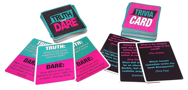 Truth or Dare Game Tin