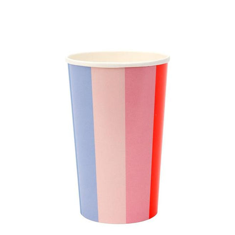 Meri Meri - Colour Wheel Highball Cups