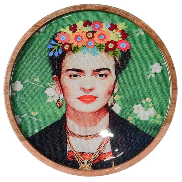 Frida Tray - Black Shawl
