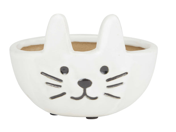Pippin Planter - White