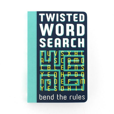 Twisted Wordsearch