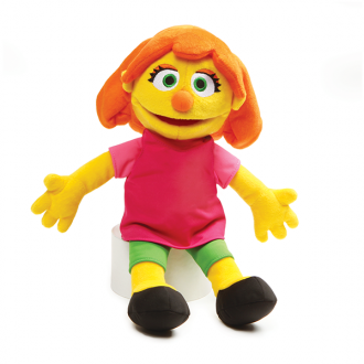 Sesame Street Julia Plush Toy