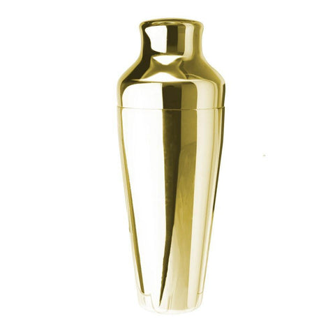 Uber M Shaker Gold-Barware-Uber Bar Tools-OPUS Design