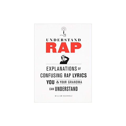 Understanding Rap-Novelty Books-Other-White-OPUS Design