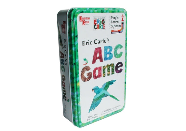 Eric Carles ABC Card Game