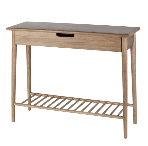 Jackie Ash Wood Console
