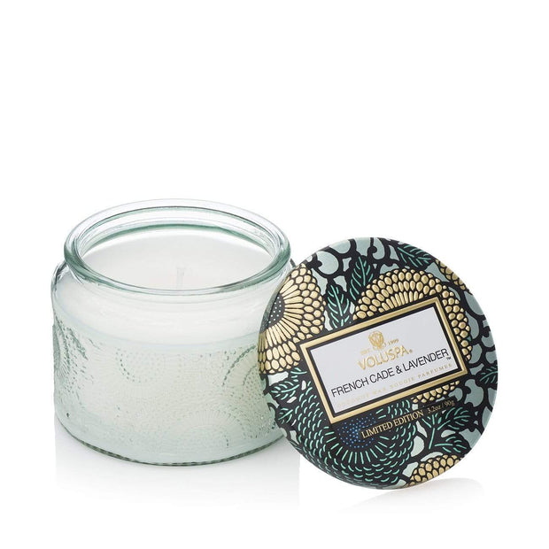 Voluspa - French Cade & Lavender Petite Candle