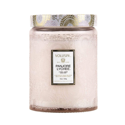 Voluspa - Panjore Lychee 100hr Candle