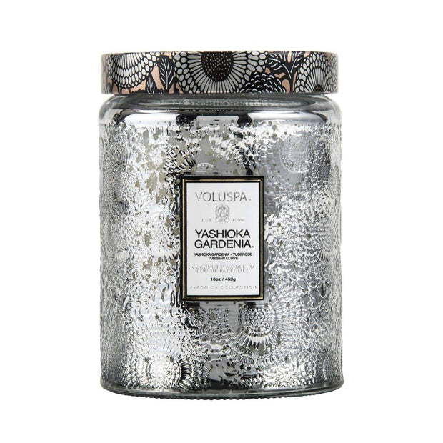 Voluspa - Yashioka Gardenia 100hr Candle