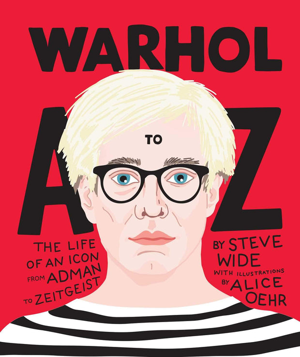 Warhol A To Z-Lifestyle Books-OPUS Design-OPUS Design