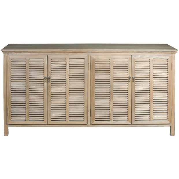 Isla 4 Door Buffet - Elm