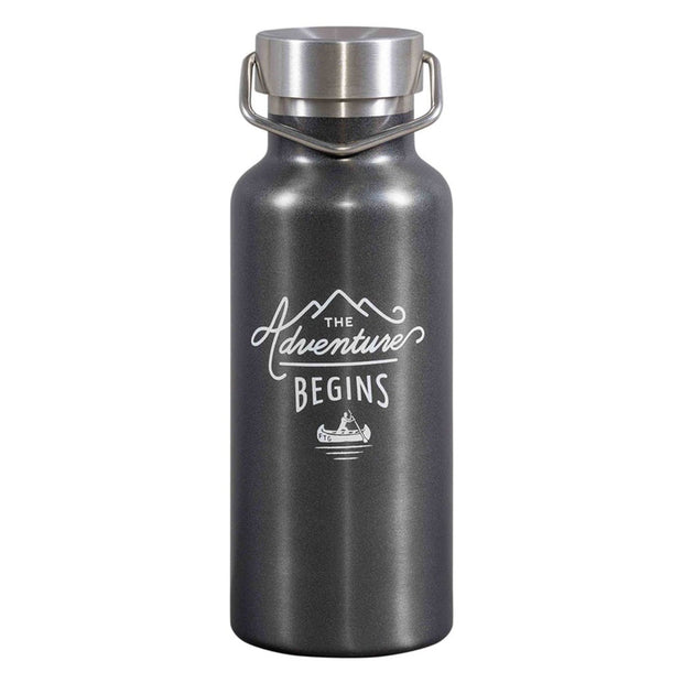 Gent's Hardware Stainless Steel Water Bottle