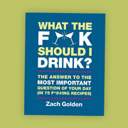 What The F*@# Should I Drink Tonight?-Novelty Books-Other-OPUS Design