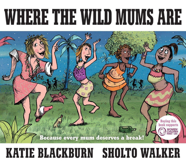 Where The Wild Mums Are-Novelty Books-Other-OPUS Design