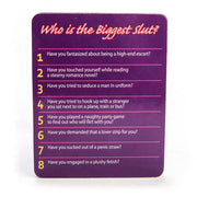 Who Is The Biggest Sl#t