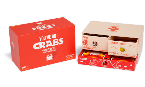 You'Ve Got Crabs-Adult Games-Other-OPUS Design