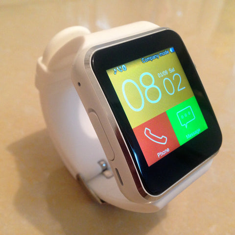 Image of Smartwatch X6 Reloj Inteligente