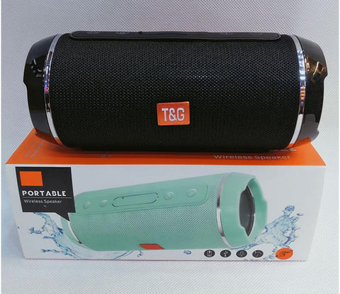 Image of Parlante HD bluetooth TG116 Pro Sonido Envolvente HD Bass AUX Impermeable