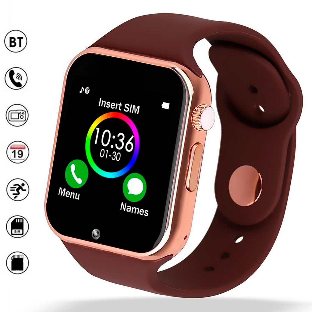 Smartwatch A1 Plus Reloj Inteligente