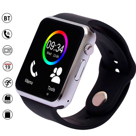 Image of Smartwatch A1 Plus Reloj Inteligente