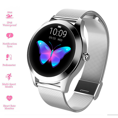 Image of Smartwatch KW15 Reloj Inteligente Dama