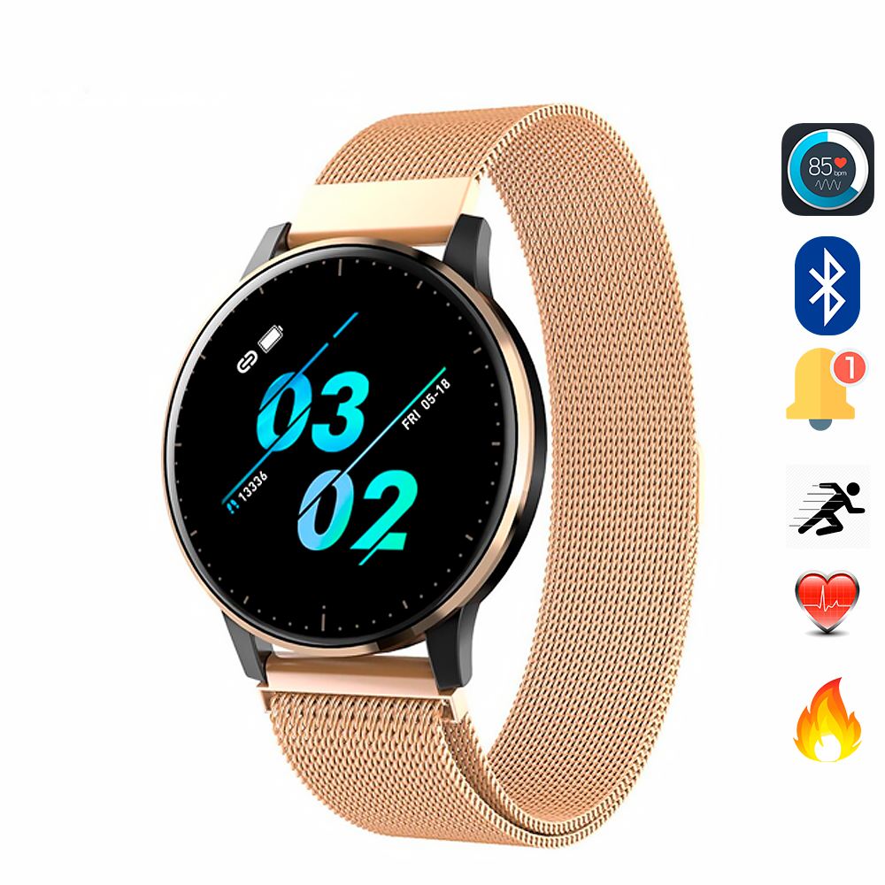 Smartwatch Q20 Plus Reloj Inteligente.