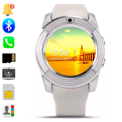 Image of Smartwatch v8 PRO Reloj inteligente