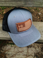 HG Leather Patch Cap