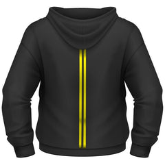 Polizei 144 Double-Yellow Hoodie