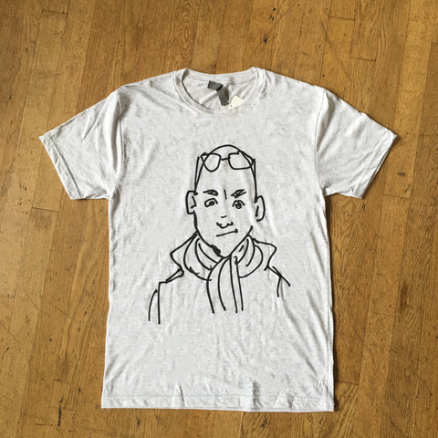 Polizei 144 Alex Roy Sketch Tee