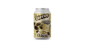 Double coffee Milk Stout