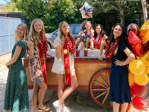 Load image into Gallery viewer, graduation party six girlfriends