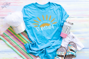 Create your own sunshine SVG | DXF Cricut Silhouette Cut Files