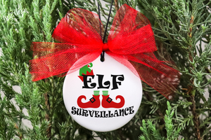 Elf Surveillance Premium Cut File for your Cricut & Silhouette Cutting Machines. File Formats are SVG | DXF | EPS | Ai