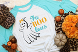 Fa BOO lous Halloween Ghost Premium Cut File for your Cricut & Silhouette Cutting Machines. File Formats are SVG | DXF | EPS | Ai