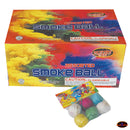 Color Smoke Ball 72 pcs Pack