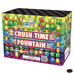 Crush Time Fountain, 150 Seconds