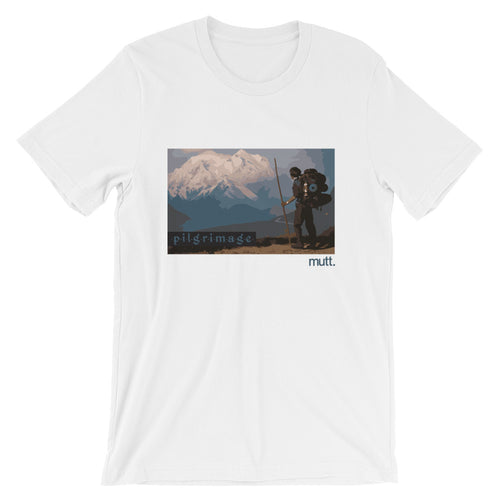 Pilgrimage Short-Sleeve Cotton T-Shirt