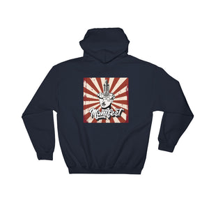 Manifest Hooded Sweatshirt