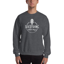 Load image into Gallery viewer, Six String Crewneck Sweatshirt